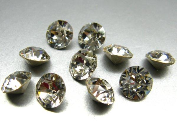 Swarovski Steine Strasssteine XIRIUS Chatons 1088 Crystal F