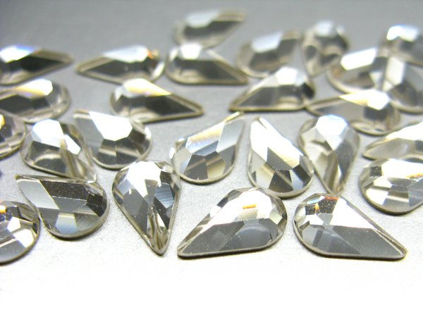 Swarovski Flat Backs Tropfen 2300