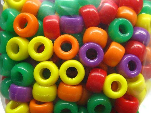 loom Perlen Kunststoffperlen